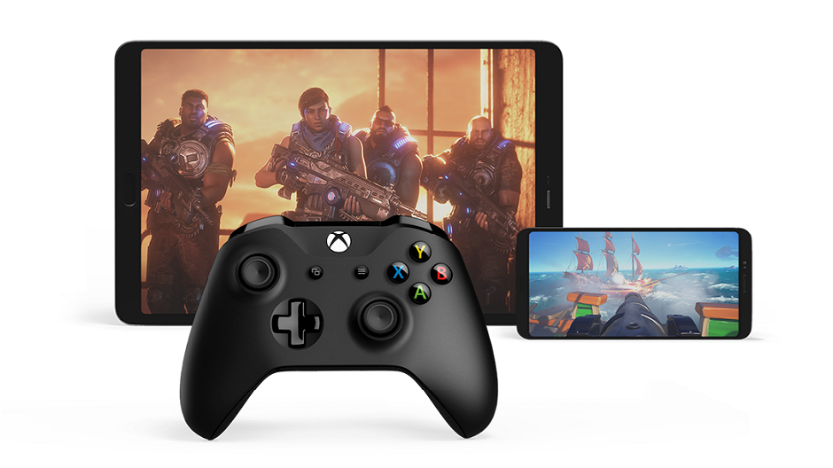 Microsoft's xCloud Photo from https://news.microsoft.com/en-gb/2019/09/25/project-xcloud-public-preview-help-us-shape-the-future-of-game-streaming/