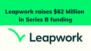Leapwork, No code Automation raises $62Million, Software Testing news Software Testing Trends, Photo from https://www.leapwork.com/